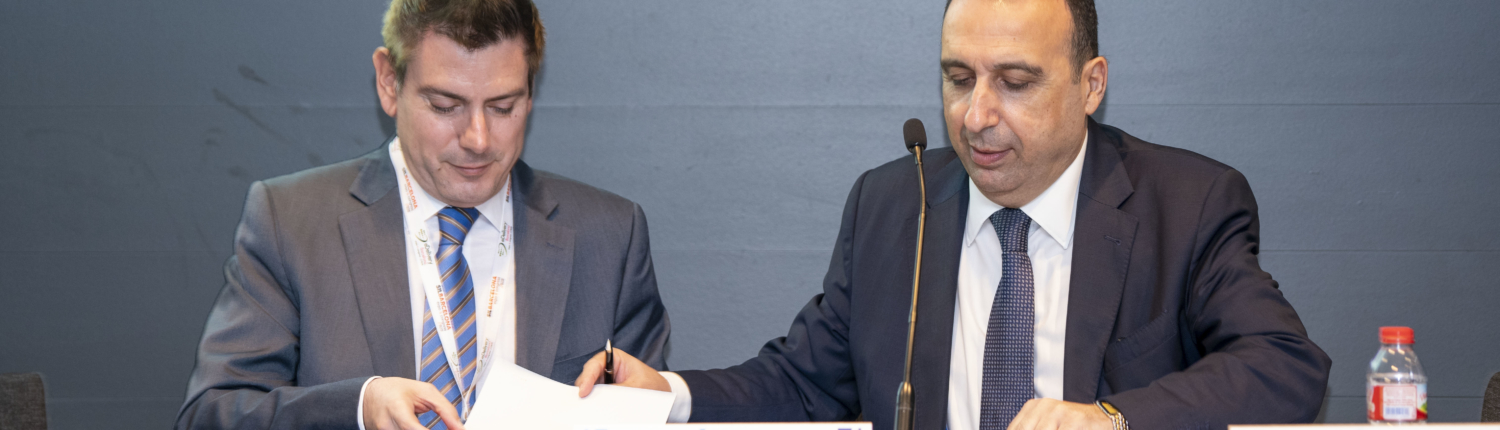 CETMO signs a memorandum of understanding with the Association of the Mediterranean Chambers of Commerce and Industry