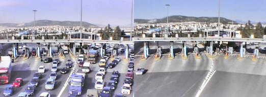 toll road transport